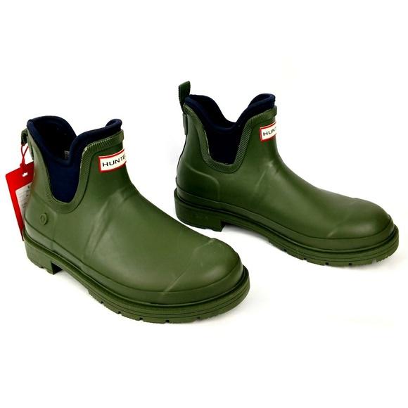55c20341633 Hunter for Target Mens/Womens rain boots Men 8 NWT